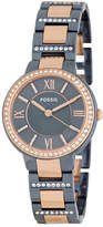 Fossil Women's Virginia Bracelet Watch, 30mm