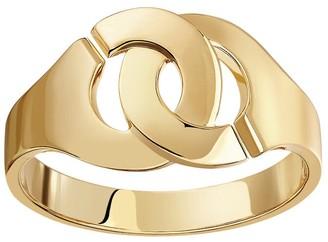 Dinh Van Menottes R10 Ring - Yellow Gold