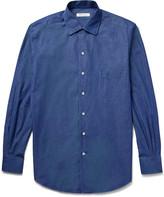 Loro Piana Cotton-Chambray Shirt