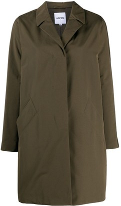 Aspesi Loose Fit Raincoat
