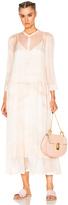 Raquel Allegra Shirred Waist Dress