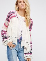 Free People Dreamland Knit Cardi