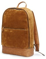 Frye Men's Chris Suede Backpack - Brown
