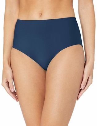 Catalina Women's High Waist Bikini Swim Bottom Swimsuit