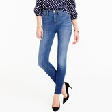 "J.Crew 9"" Lookout high-rise jean in Fairoaks wash"