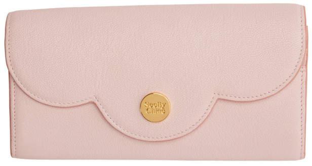 0b2dfd5f38 Pink Polina Long Wallet