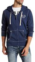 True Religion Hooded Zip Jacket