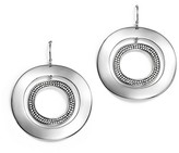 Ippolita Sterling Silver Glamazon® Stardust Open Disc Pavé Diamond Drop Earrings - 100% Bloomingdale's Exclusive