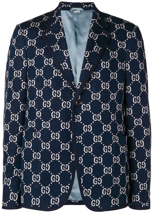 Gucci GG formal jacket