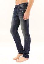 Diesel Men's Thavar Straight Slim-Leg Jogg Jean 0662L