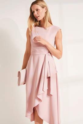Phase Eight Womens Pink Rushelle Dress - Pink