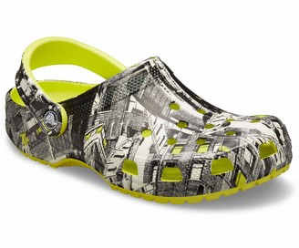 Crocs Men's and Women's Classic Vacay Vibes Clog Casual Slip On Water Shoe