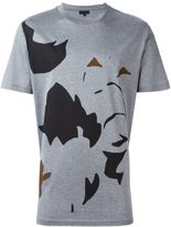 Lanvin disassembled print T-shirt