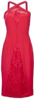 Cushnie et Ochs Crepe dress
