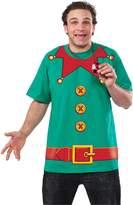 Rubie's Costume Co Rubie's Men's Clausplay Elf T-Shirt