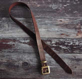 HÔRD Custom Name Leather Belt