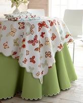 """Matouk Butterfly, """"Bamboo Lattice"""" & """"Savannah"""" Table Linens"""