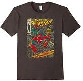 Marvel Spider-Man Comic Book Anniversary Graphic T-Shirt