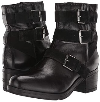 Miz Mooz Skye (Black) Women's Boots