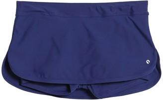 Next Good Karma Lotus Swim Skirt Bottoms