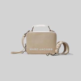 Marc Jacobs The Tricolor Textured Mini Box Bag