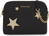 MICHAEL Michael Kors Alex Saffiano leather dome cross-body bag