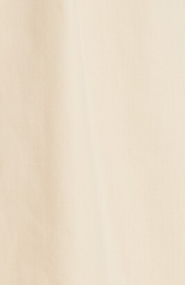 Adam Lippes Tie Waist Cotton Poplin Shirtdress