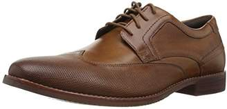 Rockport Men's Style Purpose Perfed Wingtip Oxford