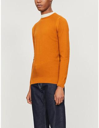 John Smedley 1.Singular wool jumper