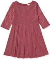 Jigsaw Girls Chevron Dress