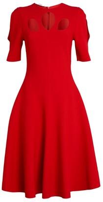 Stella McCartney Cut-Out Mini Dress