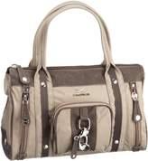 Sansibar Womens Typhoon Handbag Beige Beige (taupe) Size: