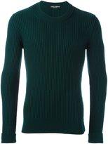 Dolce & Gabbana ribbed jumper
