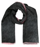 Louis Vuitton Wool Telling Epi Shawl