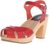 Swedish Hasbeens Women's Suzanne Platform Sandal
