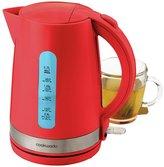 Cookworks Illumination Kettle - Red