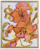 Zoe Bios Creative Floral Box Set 6 (Framed Giclee)