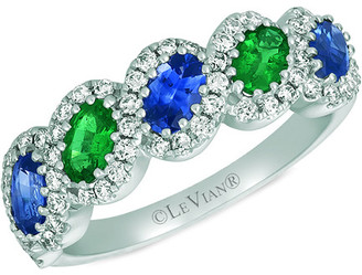 LeVian Le Vian 14K 1.60 Ct. Tw. Diamond & Gemstone Ring