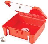 Parent Units Child Safe Medicine Box - Orange