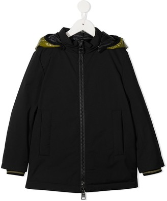 Herno Padded Hood Coat
