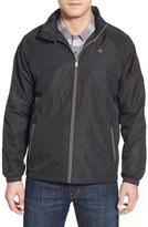 Quiksilver Men's Waterman Collection 'Shell Shock' Lightweight Zip Jacket