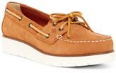 Sperry Azur Cora Platform Boat Shoe