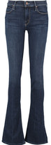 Mother The Runaway Skinny Flare Mid-Rise Bootcut Jeans