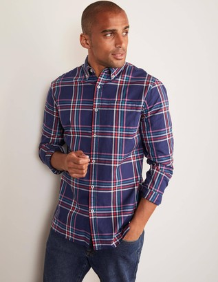 Casual Check Shirt
