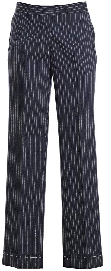 Golden Goose Pinstriped Trousers