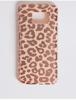 M&S Collection Samsung S7® Animal Print Phone Case