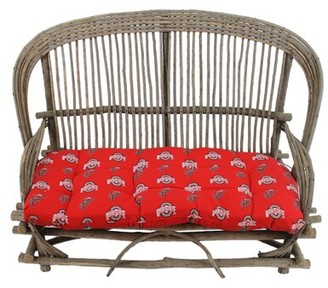 College Covers NCAA Ohio State Indoor/Outdoor Sofa Cushion