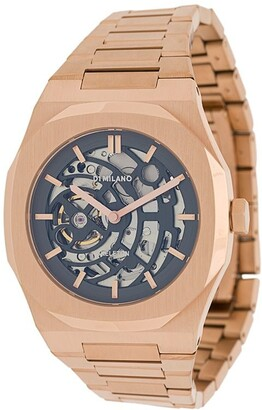 D1 Milano Skeleton 41.5mm watch