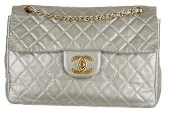 Chanel Lambskin Maxi Flap Bag