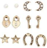 Topshop 6-Pack Stud Earrings